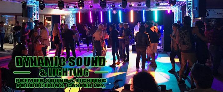 LIVE SOUND u0026 LIGHTING & Dynamic Sound And Lighting   Casper WY